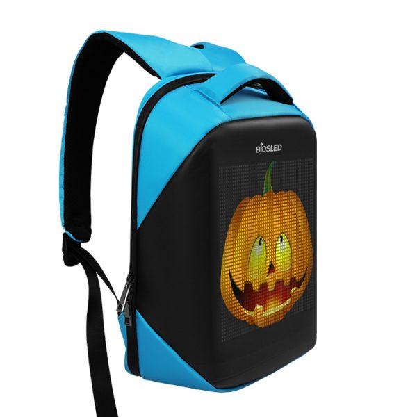 BIOSLED LED backpack B-Pro Blue-1