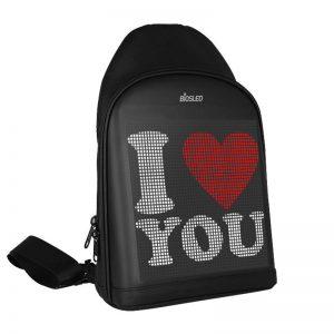 Messenger Bag BIOSLED COPYRIGHT-3