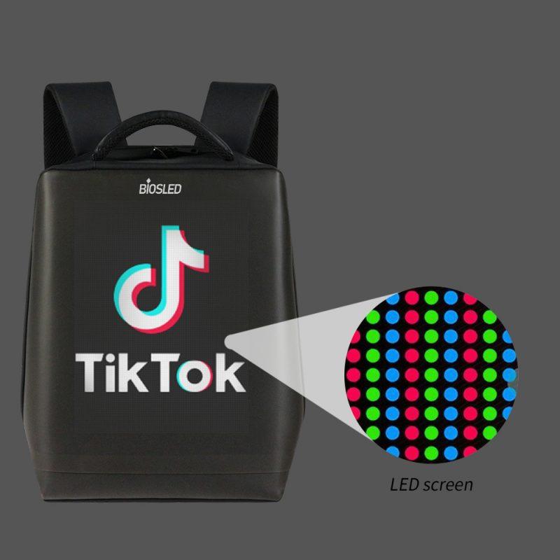 B-PIX4 LED BACKPACK HD DISPLAY